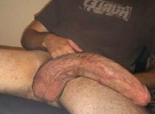 see amateur bf hung stud strokes monster cock